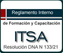 Reglamento Interno de Formación y Capacitación
